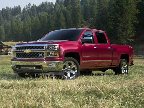 2014 Chevrolet Silverado 1500 for sale at EDMOND CHEVROLET BUICK GMC in Bradford PA