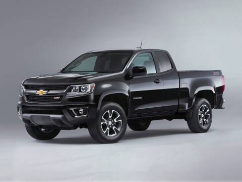 2015 Chevrolet Colorado LT for sale at EDMOND CHEVROLET BUICK GMC in Bradford PA