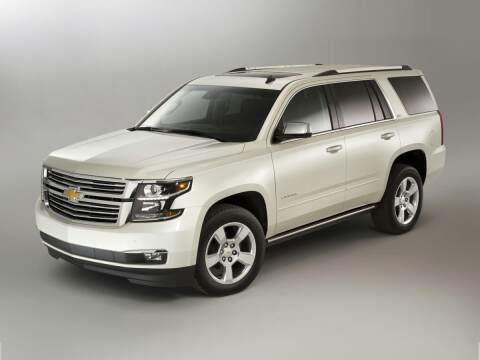 2016 Chevrolet Tahoe LT for sale at EDMOND CHEVROLET BUICK GMC in Bradford PA