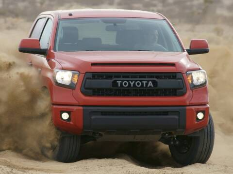 2016 Toyota Tundra for sale at EDMOND CHEVROLET BUICK GMC in Bradford PA