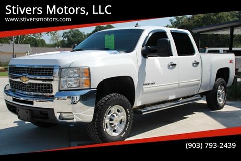 2010 Chevrolet Silverado 2500HD for sale in Nash, TX