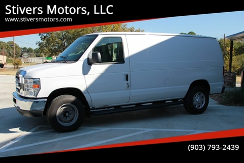 2013 Ford E-Series Cargo for sale in Nash, TX