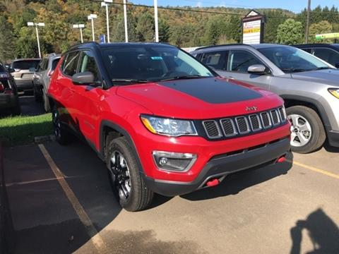2018 Jeep Compass for sale in Warren, PA
