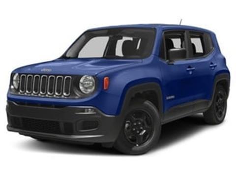 2018 Jeep Renegade for sale in Warren, PA