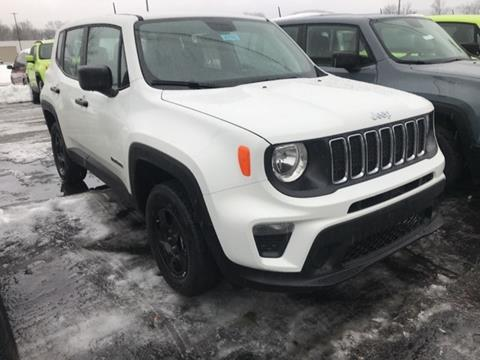 2019 Jeep Renegade for sale in Warren, PA