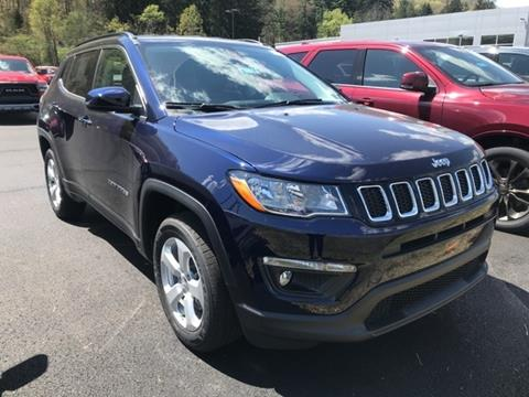 2019 Jeep Compass for sale in Warren, PA