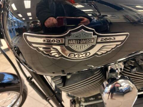 2003 Harley-Davidson Dyna for sale in Warren, PA