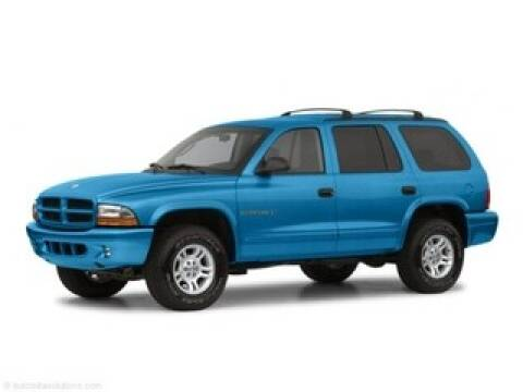 2002 Dodge Durango SLT for sale at Ed Shults of Warren CDJR/Subaru in Warren PA