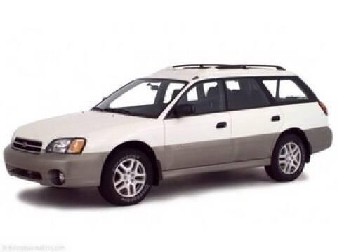 2001 Subaru Outback for sale at Ed Shults of Warren CDJR/Subaru in Warren PA