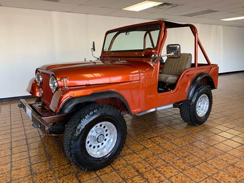 1974 Jeep CJ-5 for sale in Mesa, AZ