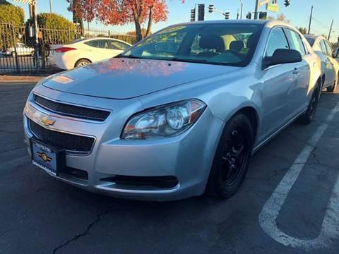 2012 Chevrolet Malibu for sale at Los Primos Auto Plaza in Antioch CA