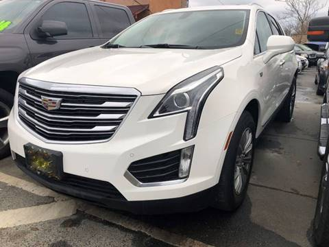 2017 Cadillac XT5 for sale at Los Primos Auto Plaza in Antioch CA