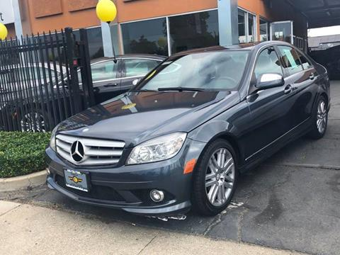 2009 Mercedes-Benz C-Class for sale at Los Primos Auto Plaza in Antioch CA