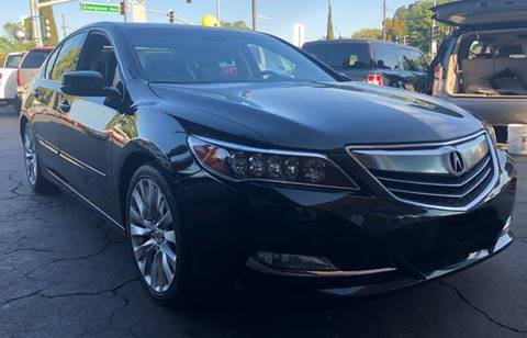 2014 Acura RLX for sale in Antioch, CA