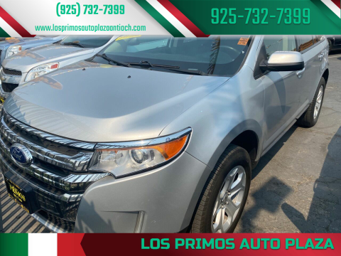 2014 Ford Edge for sale at Los Primos Auto Plaza in Antioch CA