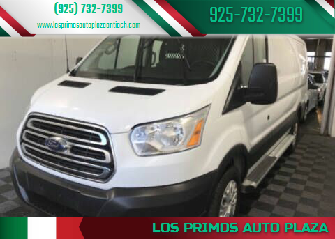 2019 Ford Transit Cargo for sale at Los Primos Auto Plaza in Antioch CA