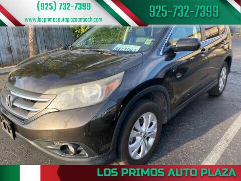 2013 Honda CR-V for sale at Los Primos Auto Plaza in Antioch CA