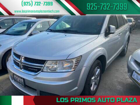 2011 Dodge Journey for sale at Los Primos Auto Plaza in Antioch CA
