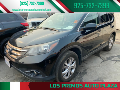 2014 Honda CR-V for sale at Los Primos Auto Plaza in Antioch CA