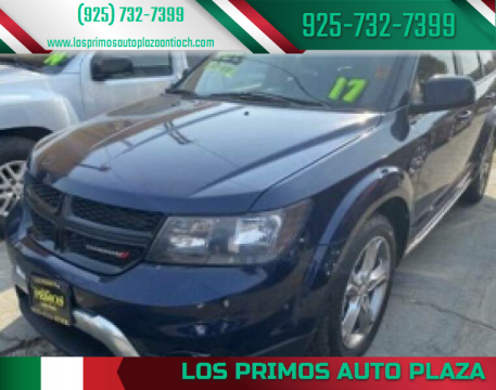 2017 Dodge Journey for sale at Los Primos Auto Plaza in Antioch CA