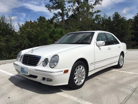 2001 Mercedes Benz E Class For Sale In Orlando, FL