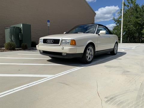 1997 Audi Cabriolet for sale in Orlando, FL