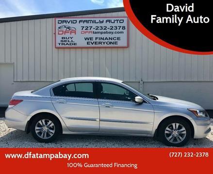 2012 Honda Accord For Sale In New Port Richey, FL