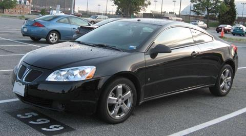 2010 Pontiac G6 for sale in Columbus, OH