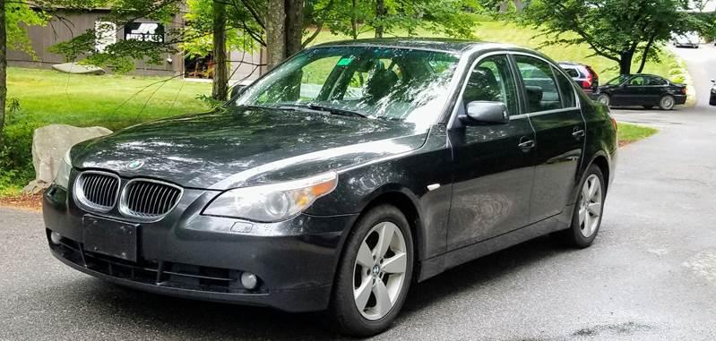 2007 bmw 5 series 530xi sedan awd
