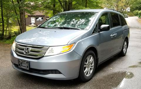 2012 Honda Odyssey for sale in Candia, NH