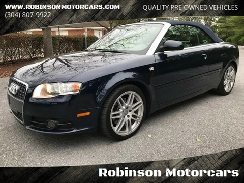 2009 Audi A4 for sale in Inwood, WV