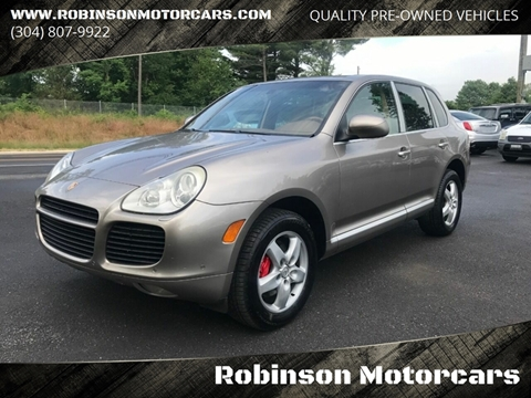 2004 Porsche Cayenne for sale in Inwood, WV