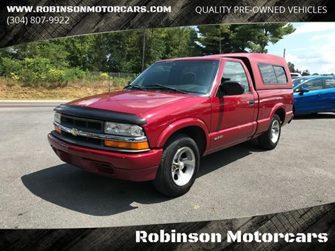 1999 Chevrolet S-10 for sale in Inwood, WV