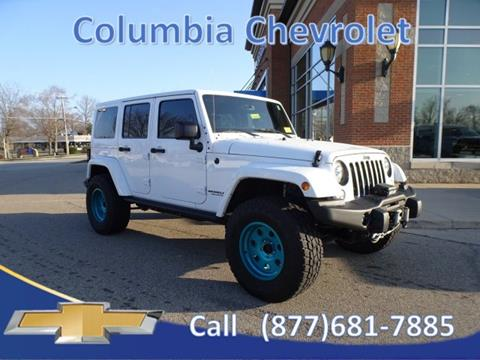 2017 Jeep Wrangler Unlimited for sale in Cincinnati, OH