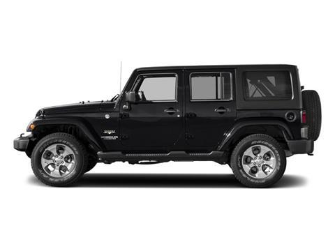 2017 Jeep Wrangler Unlimited for sale in Cincinnati, OH