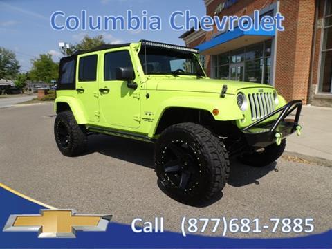 2016 Jeep Wrangler Unlimited for sale in Cincinnati, OH