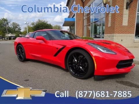2019 Chevrolet Corvette for sale in Cincinnati, OH