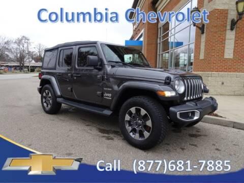 2018 Jeep Wrangler Unlimited for sale in Cincinnati, OH
