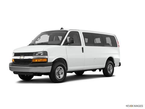 2017 Chevrolet Express Passenger for sale in Latrobe, PA