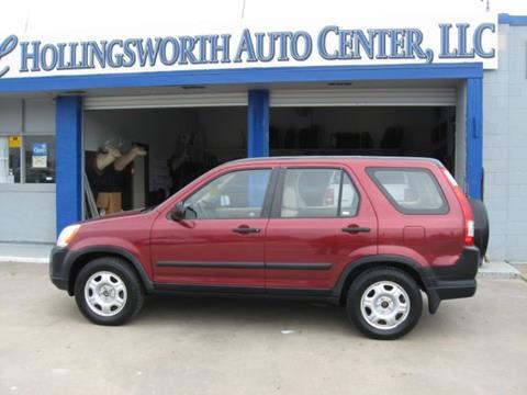 2006 Honda CR-V for sale in Sulphur, LA