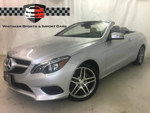 2015 Mercedes-Benz E-Class for sale in Maplewood, MN