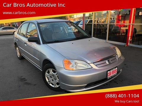 2001 Honda Civic for sale in Lomita, CA