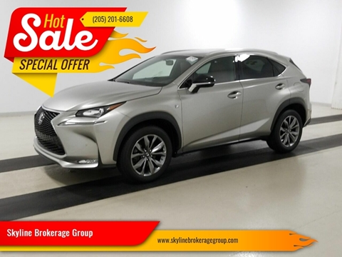 2017 Lexus NX 200t for sale in Birmingham, AL