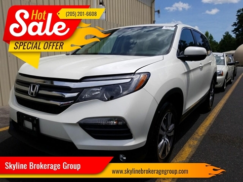 2018 Honda Pilot for sale in Birmingham, AL