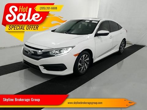 2017 Honda Civic for sale in Birmingham, AL