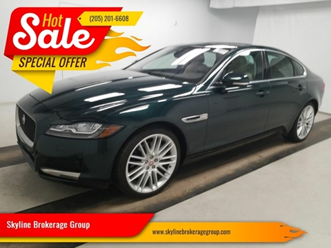 Used Jaguar Xf >> 2016 Jaguar Xf For Sale In Birmingham Al