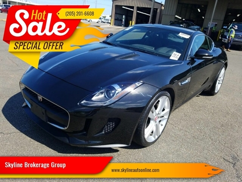 2016 Jaguar F-TYPE for sale in Birmingham, AL
