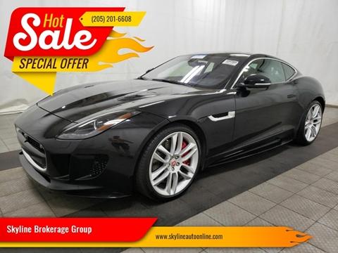 2017 Jaguar F-TYPE for sale in Birmingham, AL