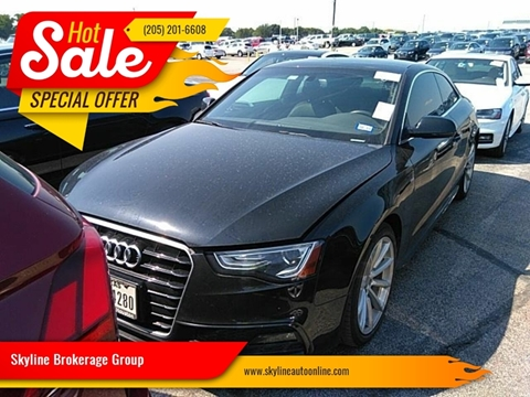 2016 Audi A5 for sale in Birmingham, AL