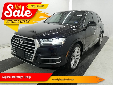 2017 Audi Q7 for sale in Birmingham, AL